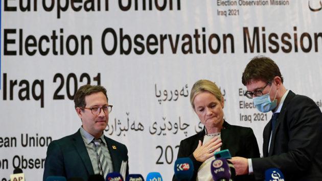 Elezioni irachene 2021: i risultati preliminari della Missione di Osservazione dell'Ue